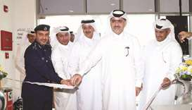 New post office in New Wakrah