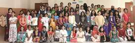 IIS celebrates Language Day
