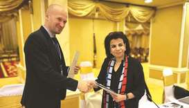 QNL and Russian library sign MoU