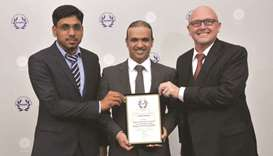 RoSPA honour for Ashghal's Sewage programme