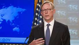 US seeks to negotiate a treaty with Iran - special envoy