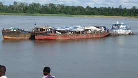 At least 27 drown as riverboat capsizes in DR Congo