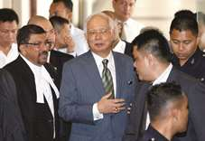 Former PM Najib to face further charges in scandal