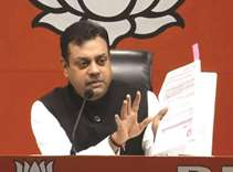 Congress synonymous with corruption: BJP