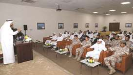 Workshop on crises and disasters concludes