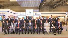 Nakilat actively participates in Gastech 2018 exhibition and conference