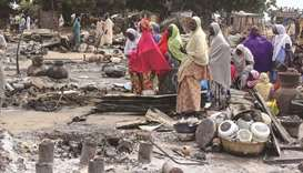 Extremists murder 9 villagers in Nigeria