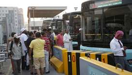 Doha Bus Station