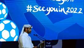 Hassan al-Thawadi, the secretary-general of the Supreme Committee for Delivery & Legacy (SC), announ