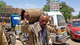 Yemenis protest against rising cost of living
