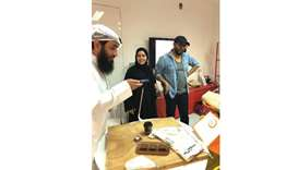 Bedaya holds smartphone photography workshop