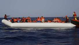 migrants rescue