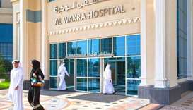 Al Wakra Hospital Burns Unit received 7,900 patients last year