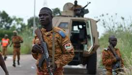 Three police killed in Burkina after foreigners kidnapped