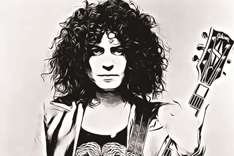 Gold exhibits musical legacy of Marc Bolan
