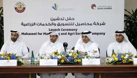 Mahaseel to provide marketing impetus for Qatar agro-industry