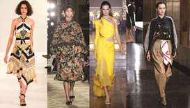The runway that defines the global fashion trends