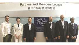 Qatari start-ups make their presence felt at WEF meeting in China