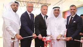 Fifty One East opens new Bosch showroom in Lagoona Mall
