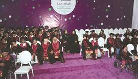 116 students graduate from Shafallah Centre