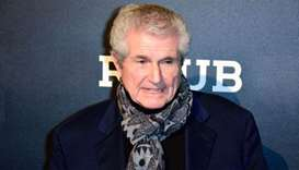 French director Claude Lelouch
