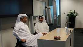 QFBA's 'Coffee with CEO' motivates young Qataris