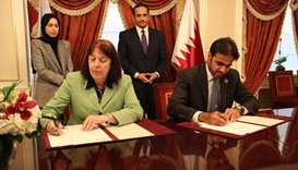 Agreement signed to open UN Centre on Children and Armed Conflict in Doha