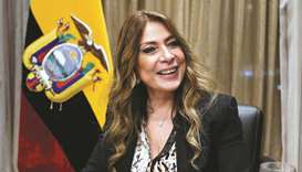 Amir's visit to boost relations with South America: Ecuador envoy
