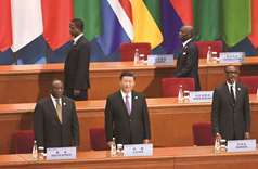 China's Xi offers $60bn Africa aid, says 'no strings attached'