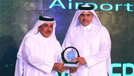 Hamad Airport wins 'Smart Transport Solutions' award