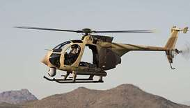 American trainer killed in Riyadh helicopter crash