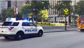 Gunman kills 3 at Cincinnati bank; police shoot him dead