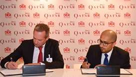 QTA signs pact with DER Touristik to promote Qatar