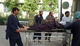 13 killed after bus crashes into truck in Afghanistan