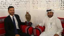 Over 116,400 people flock to Katara falcons exhibition