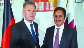 Qatar, Germany explore further opportunities in energy, says envoy