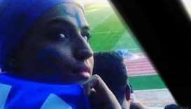 "Iranian football fan ""Blue Girl"" dies after setting herself on fire"
