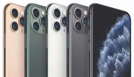 The iPhone 11 Pro lineup