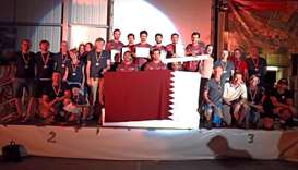 Qatar team win German Paragliding Championship