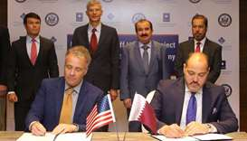 Qatari Diar to develop US embassy staff residences in Dushanbe