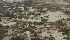 Four people killed, thousands evacuated as floods hit southeast Spain