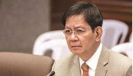 Lacson: seeking legislation