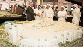 A range of investment opportunities within the local and international real estate markets will be o