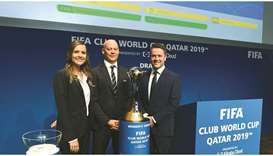 Liverpool await rivals as Club World Cup draw held
