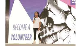Team of volunteers from over 100 different countries have completed their training sessions