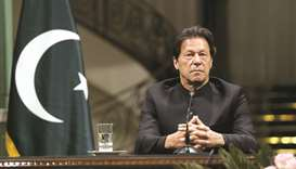 Challenging year: Prime Minister Imran Khan has been trying steadfastly to shore up the economy agai