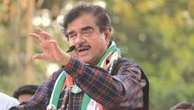 Noted Indian film actor Shatrughan to attend 60th anniversary of Bazm-e-Urdu