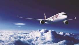 Qatar Airways services to Osaka, Japan, will be operated by an Airbus A350-900 aircraft.