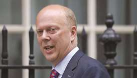 Grayling: was warned not to part-privatise probation service
