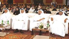 Attendees at the Scientific Conference on Patient Safety.
